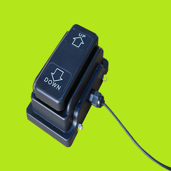 China Foot Pedal Switches For Linear Actuators Dc Electric