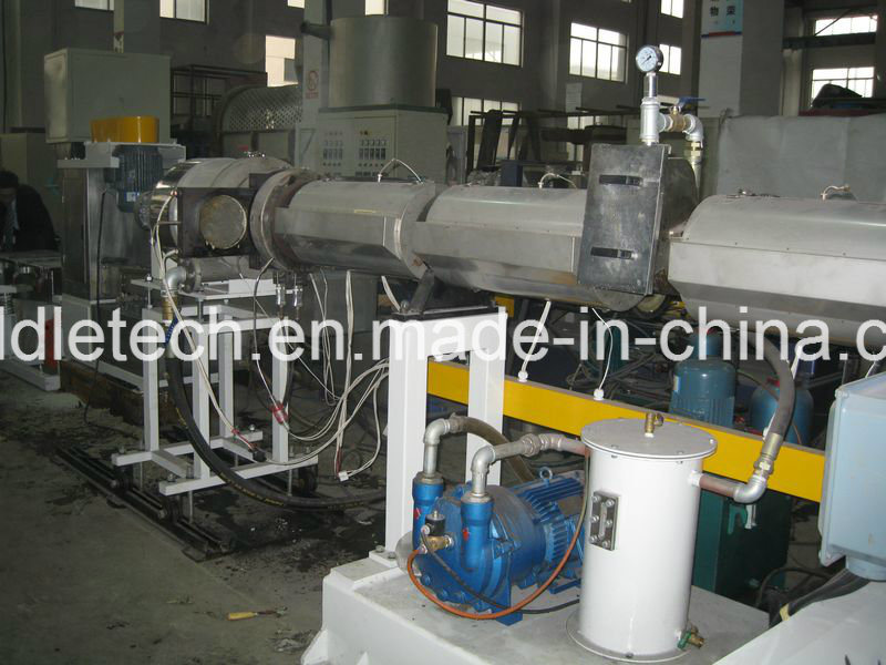 High Filler and Batch Master Compounding Granulation Line pictures & photos