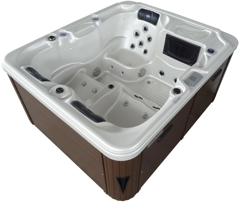 China 3 Persons Mini Outdoor Jacuzzi Whirlpool SPA Hot Tub with ...