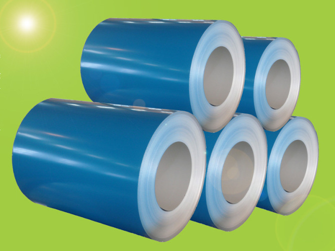 Prepainted Galvanized Steel Coil PPGI Color Coated Steel
