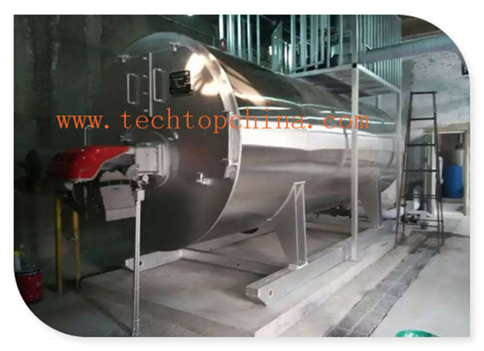 Horizontal Internal Combustion Auto Gas or Oil Fired Steam Boiler pictures & photos