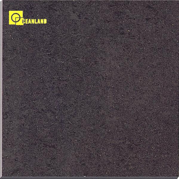 Black Sparkle Porcelain Tiles Flooring