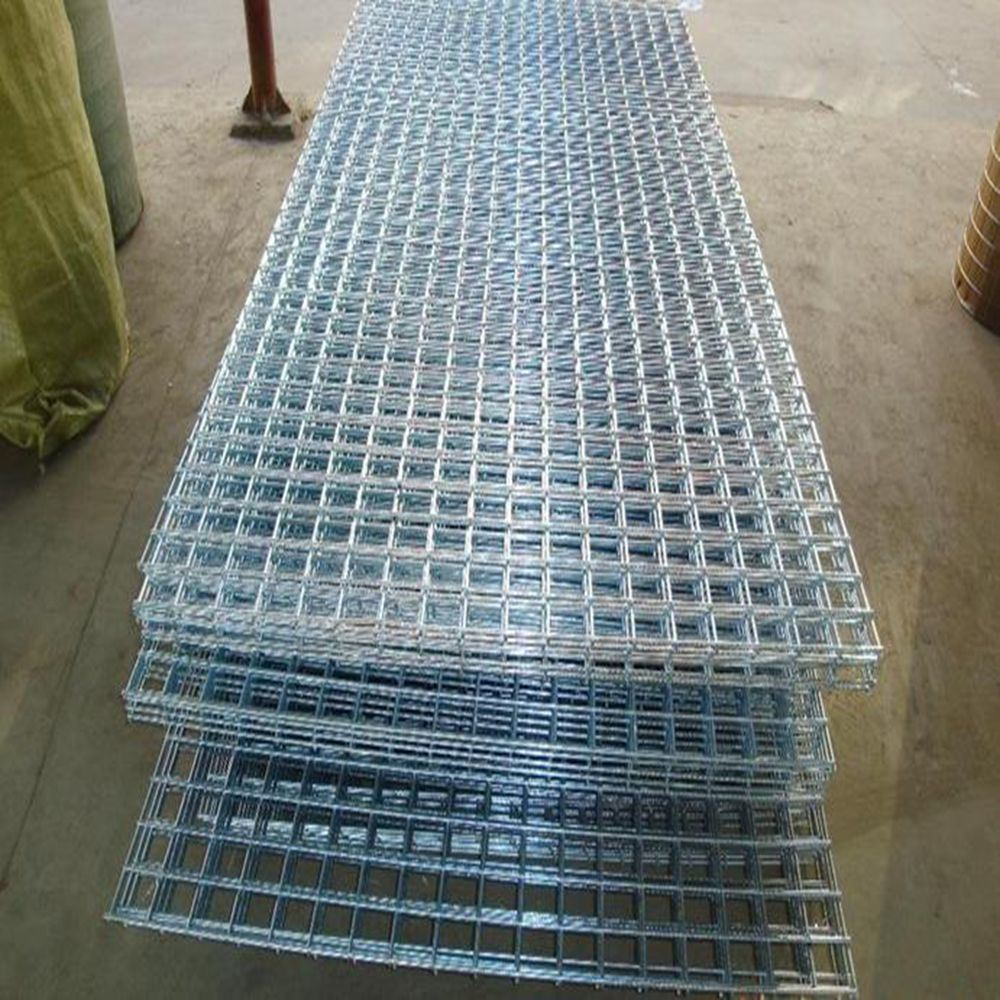 China 5mm Ribbed Welded Wire Mesh - China Welded Wire Mesh, Wire