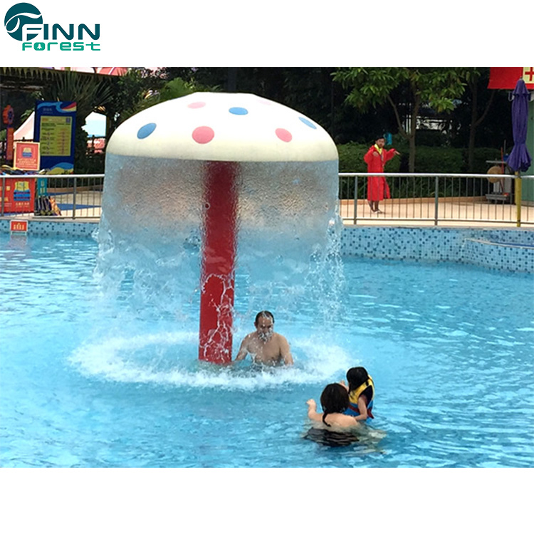 China Mushroom Umbrella Shape Waterfall Impactor For Swimming Pool China Waterfall And Waterfall Mushroom Price