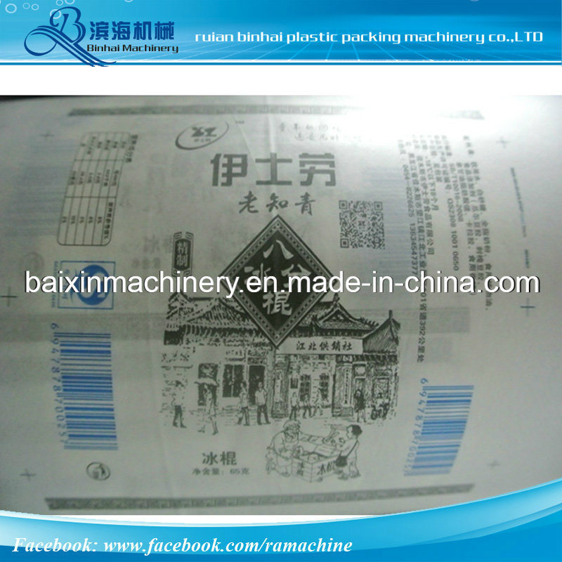 2 Colors BOPP/PP/Pet/PE/Nylon Printing Machine pictures & photos