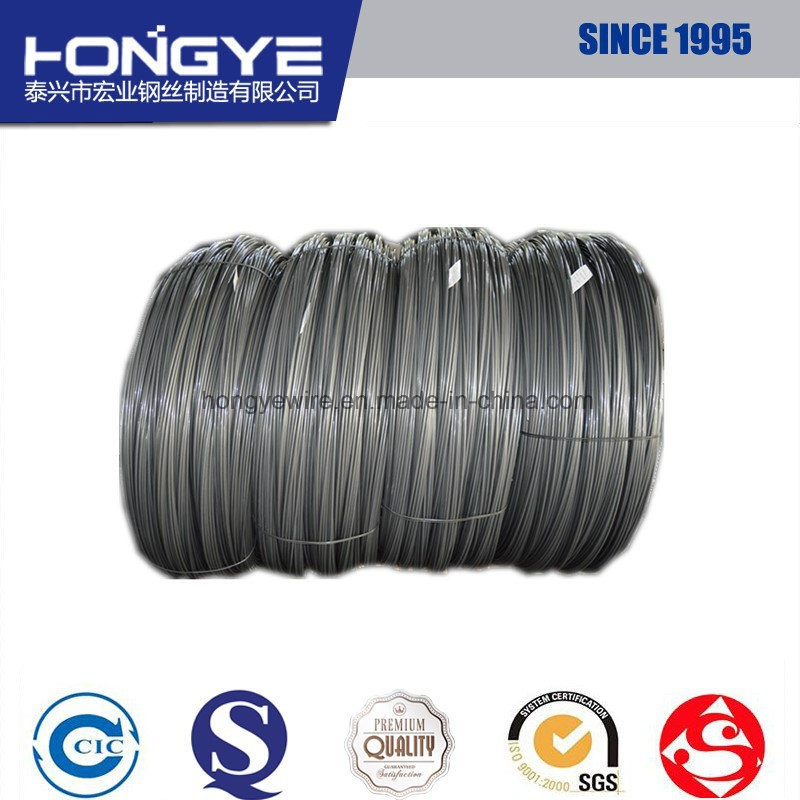 China Cold Drawn High Carbon Mattress Phosphated Spring Steel Coil ...