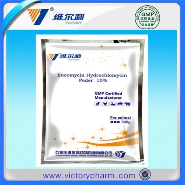 Hot Item Chronic Respiratory Disease Lincomycin Soluble Powder