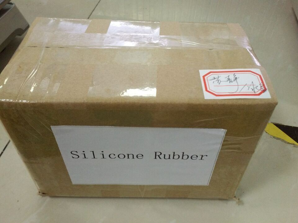 China Blue Dental Silicone Rubber for Gypsum Dental Mold Photos