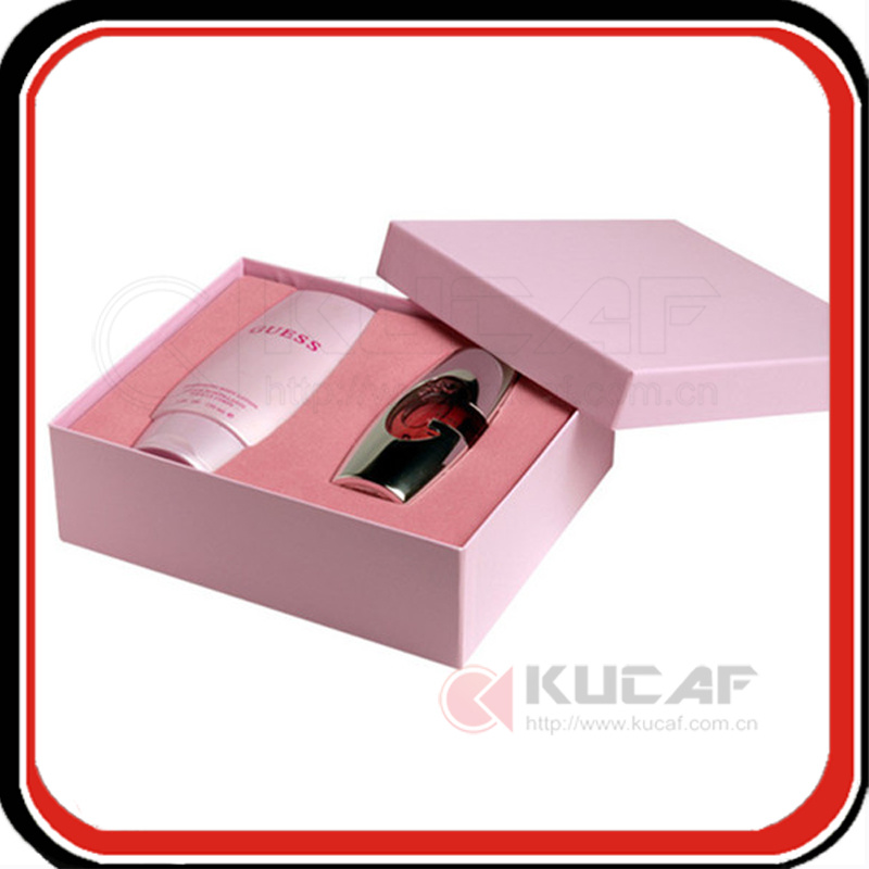 Custom Hot Stamping Logo Paper Packaging cosmetic Box pictures & photos