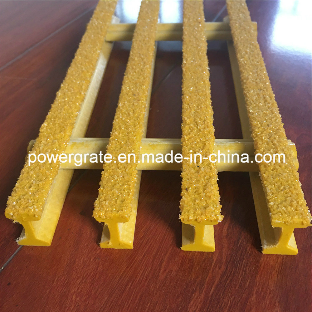 Pultruded FRP Fiberglass Grating pictures & photos