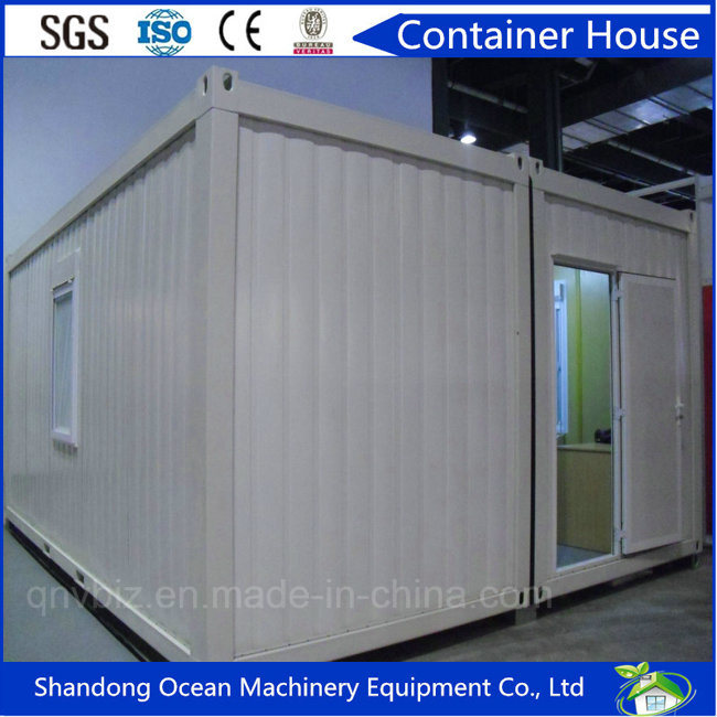 Easily Built Prefabricated Modularized Container House with Environmental Protection