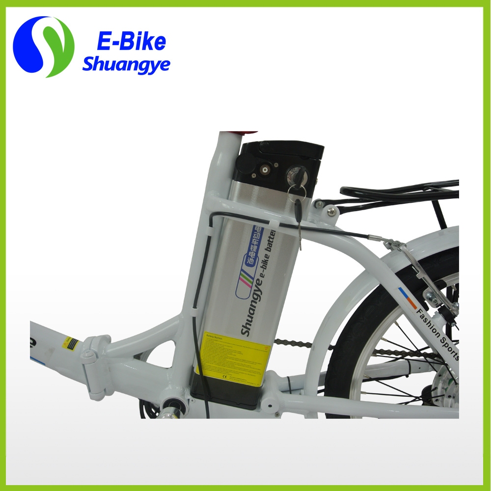 Cheap Folding Motor Powered for Electric Bicycle pictures & photos
