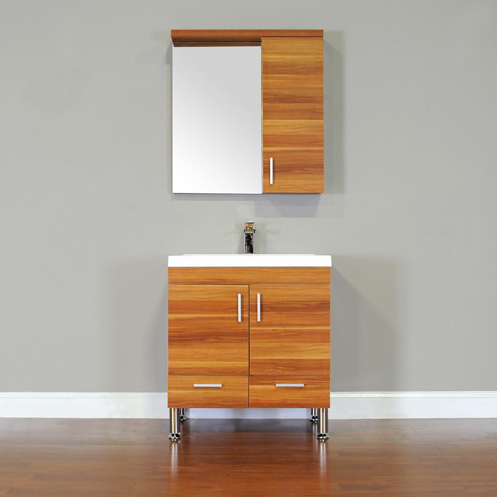 Bathroom Cabinet Stand Floor