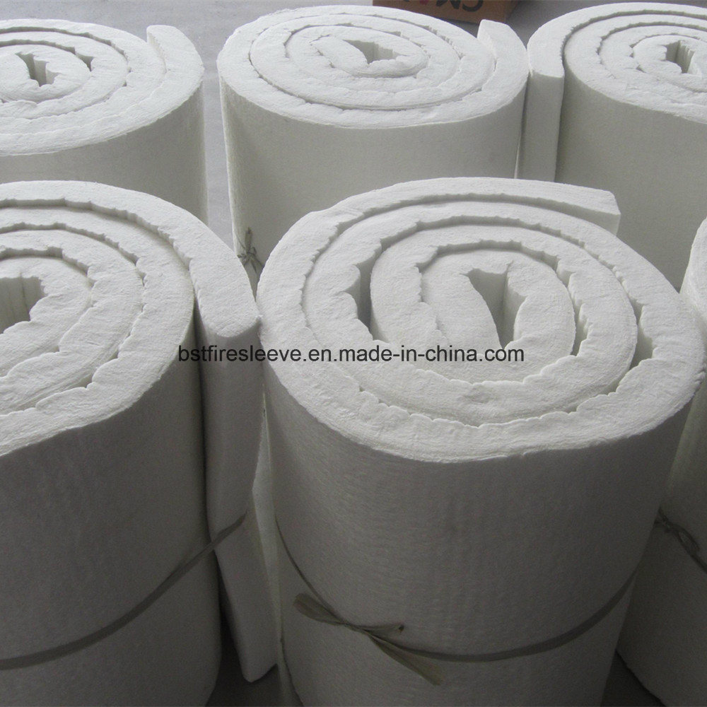 Ceramic Fiber Needled Blanket Insulation
