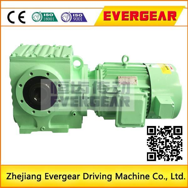S Series Worm Gearmotor with Low Noise