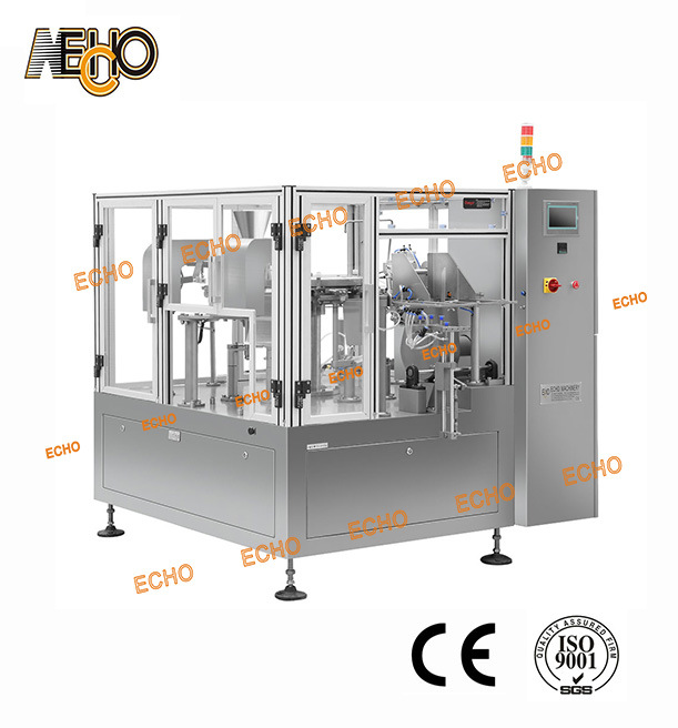 Big Volume Pouch Automatic Packing Machine