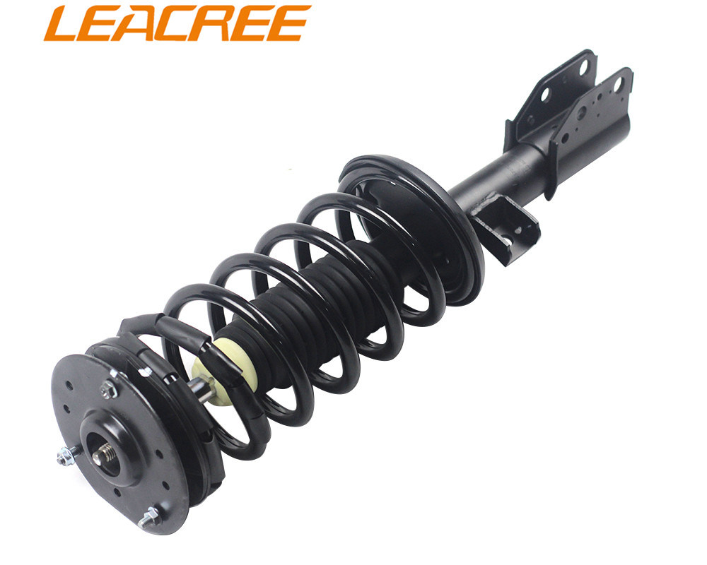China Leacree Complete Strut Shock Assembly Front Right For Saturn Vue Suspension 2002 2005 Car Parts