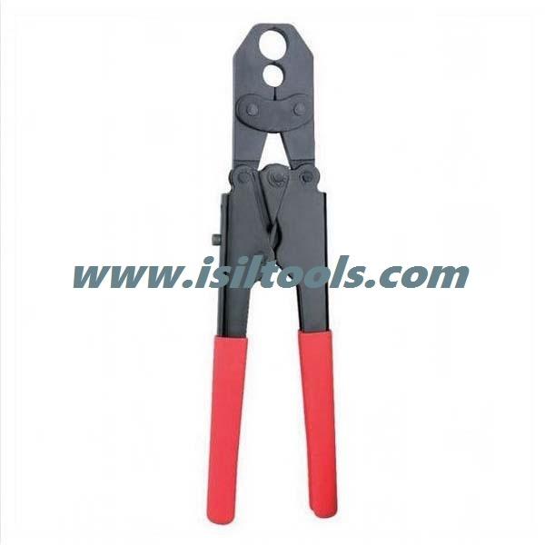 "3//4/"" and 1/"" tubing 5//8/"" PEX Crimp Crimper Crimping Tool Kit for  1//2/"""