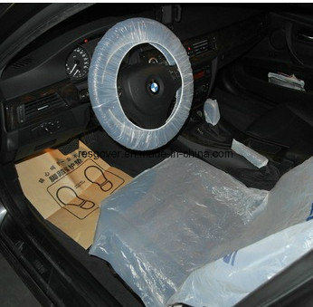 China Disposable Paper Car Foot Mat Car Wash And Car Repair Photos