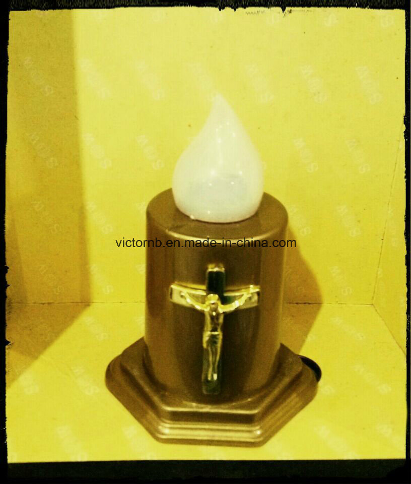 Cemetery Candle