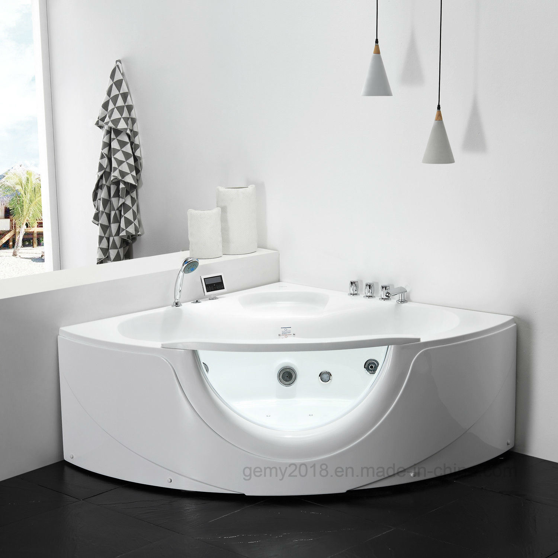 China Massage Bath Tub Bathtub SPA - China Massage Bathtub, Touching ...