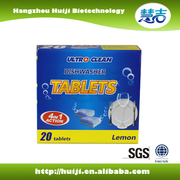 Dishwashing Tablet pictures & photos