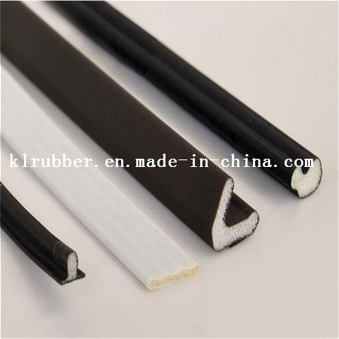 China Soft Foam Rubber Seal Strip For Glass Shower Door Photos