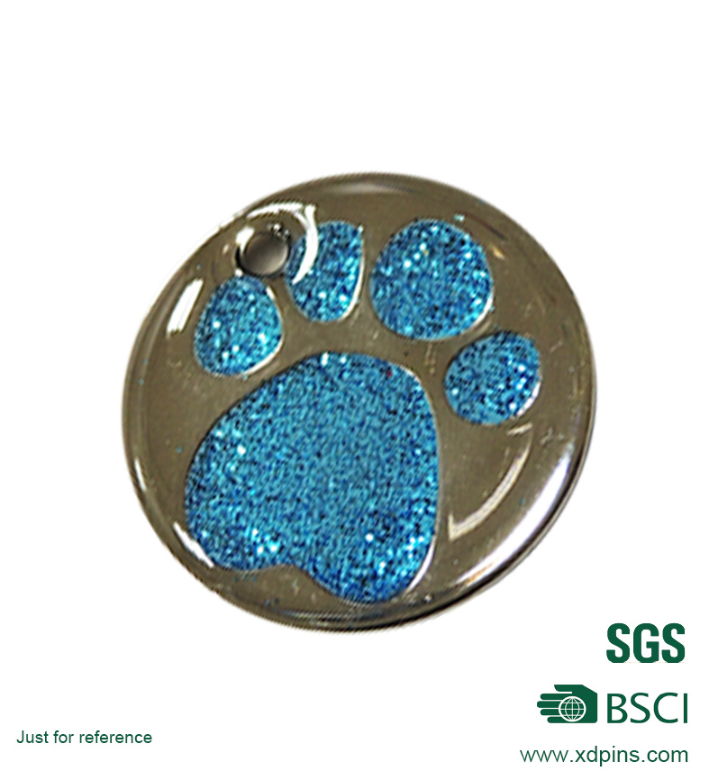 Cheap Customized Hard Enamel Badges with Lape Pins for Sales pictures & photos