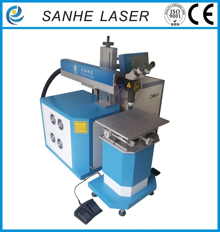 Laser Perfect Mold Repair Welding Welder Machine for Wholesale pictures & photos