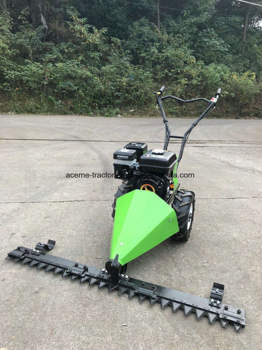 China 6 5HP Petrol Sickle Bar Mower, Scythe Mower, Grass