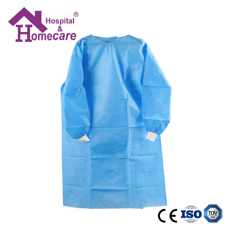 Ce Certificated Disposable Nonowven Surgical Gown (MC120A) pictures & photos