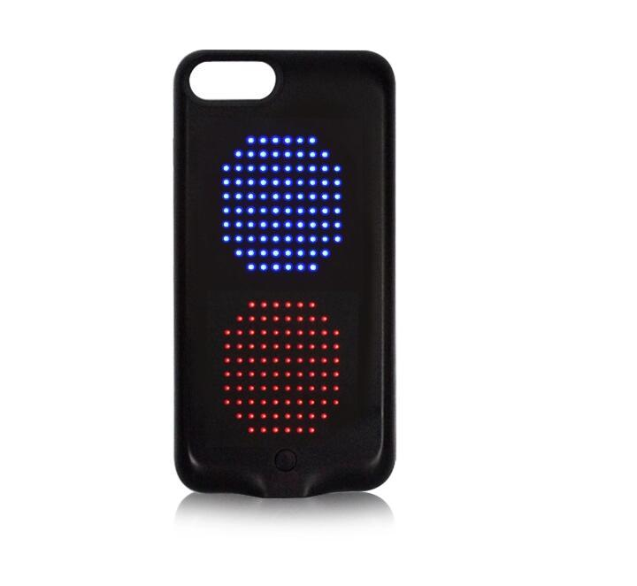 timeless design 02670 a4de6 [Hot Item] Fashion APP Controlled LED Light up Mobile Phone Cover for  iPhone Xs