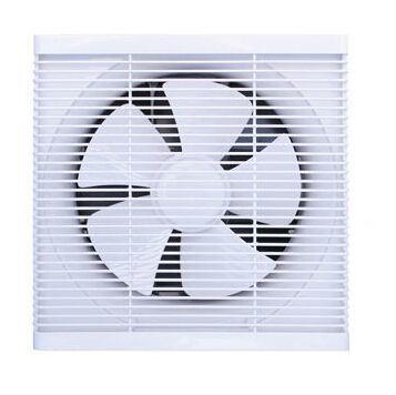 Window Shutter Bathroom Exhaust Fan