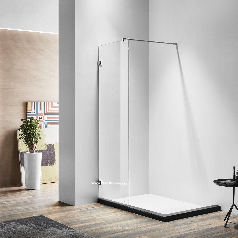 Hot Item Fixed Glass Walk In Shower Screen