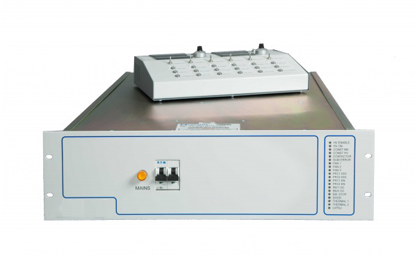 High Voltage Rack Power Supply Unit 1U 100W LAS-230VAC-P100-40K-2U
