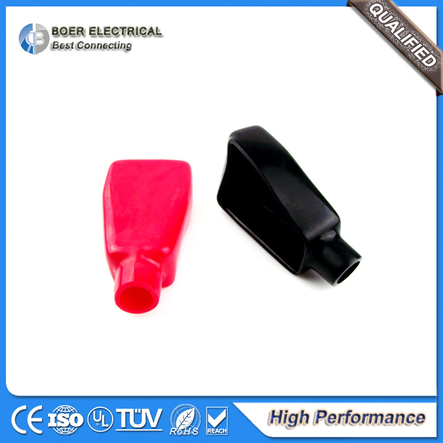 China Auto Wire Harness Battery Sleeve Rubber Cover - China Terminal ...