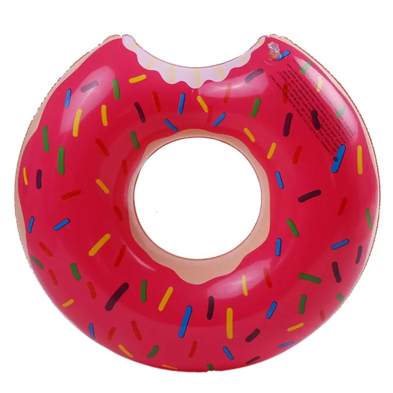 Inflatable Donut, Pool Floats, Pool Flamingos Dounut Swimming Ring pictures & photos