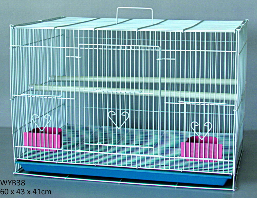China High Quality Wire Mesh Bird Cage (WYB38) - China Bird Cage ...
