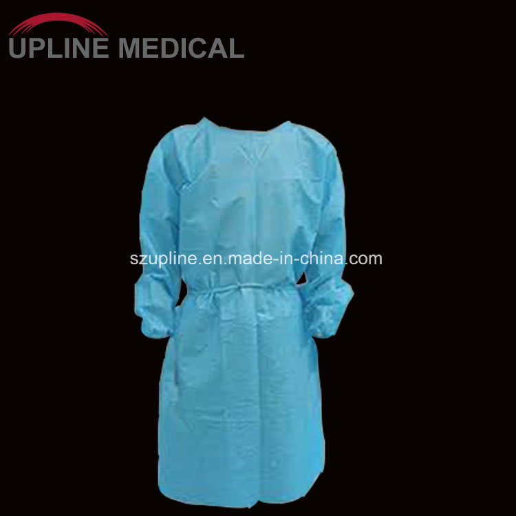 China Medical Hospital Reinforcement Sterile Surgical Gown - China ...