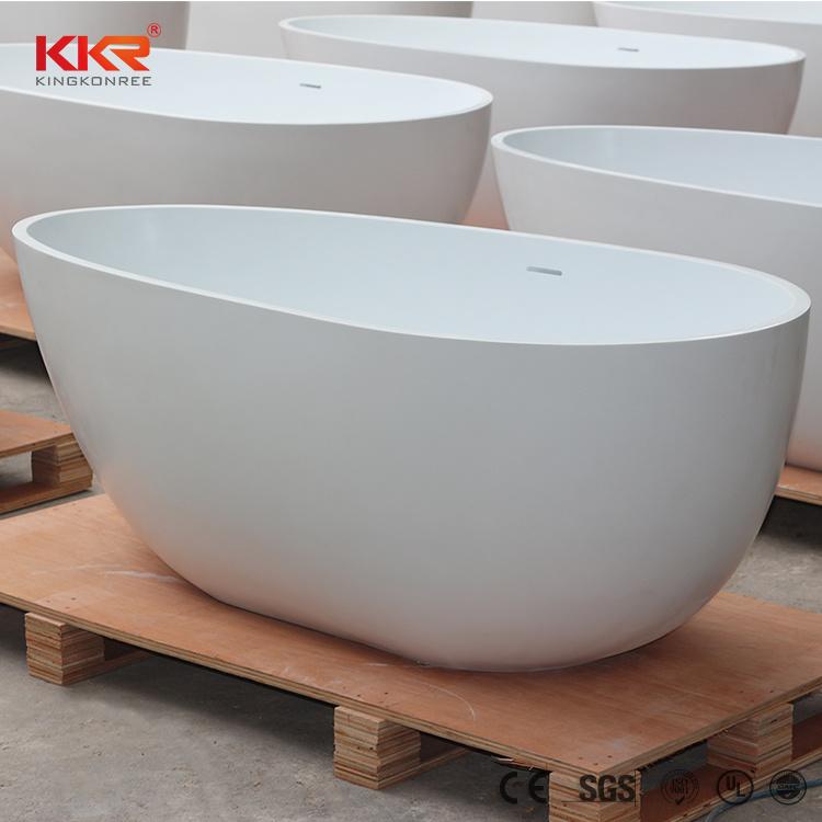 China Supplier Cheap Price Hot Freestanding Stone Bathtub - China ...