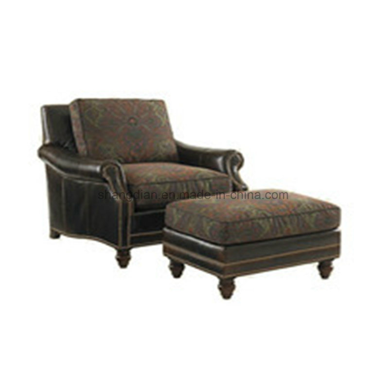 China Solid Wood Frame Atique Design Chaise Lounge Chair (SCL-04 ...