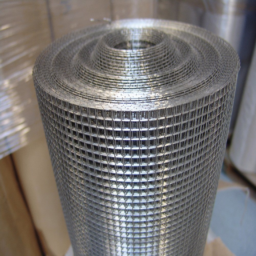 China Hot Dipped 4X4 Galvanized Welded Wire Mesh Panel and Roll ...