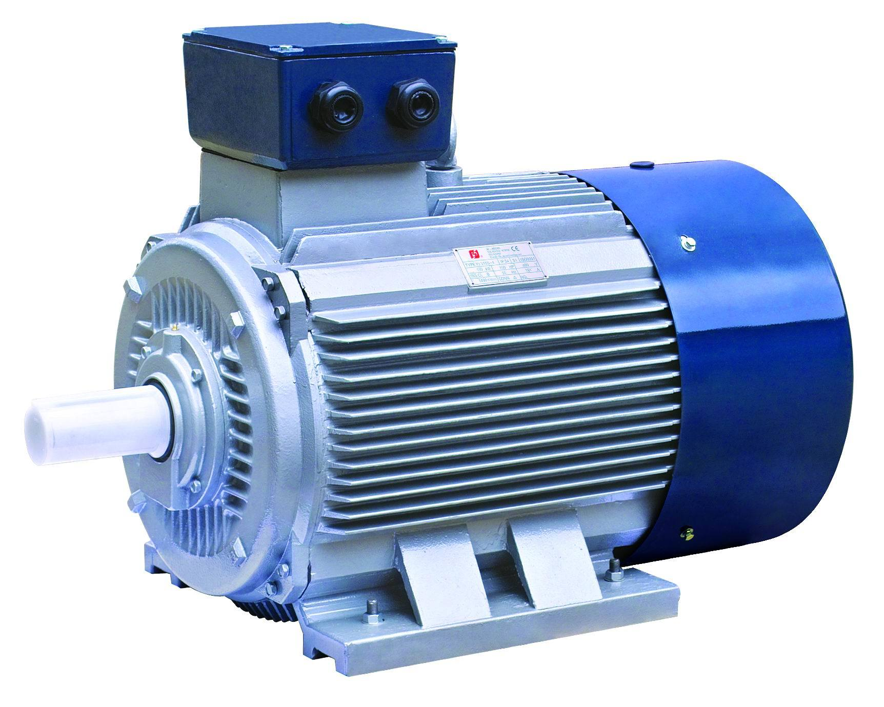 China Y2 Series B35 Mounting Three Phase AC Induction Motor Photos ...