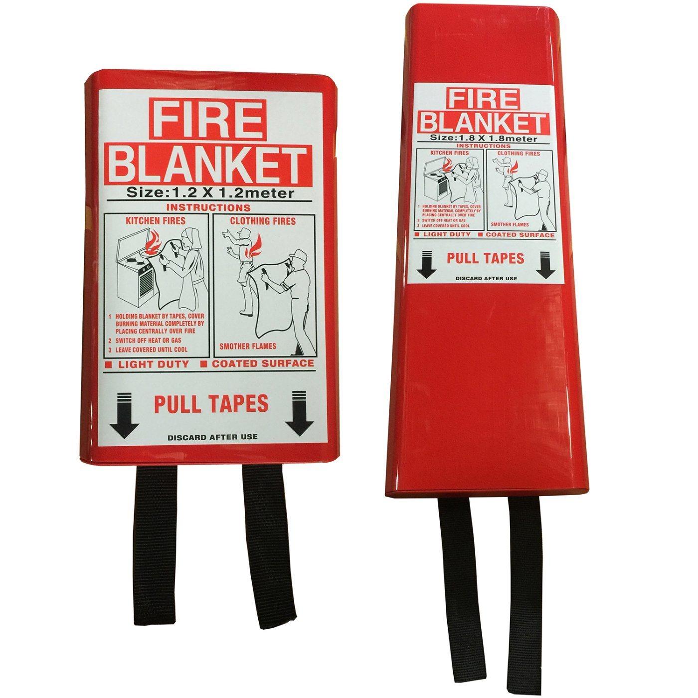 Fire Supression Blankets