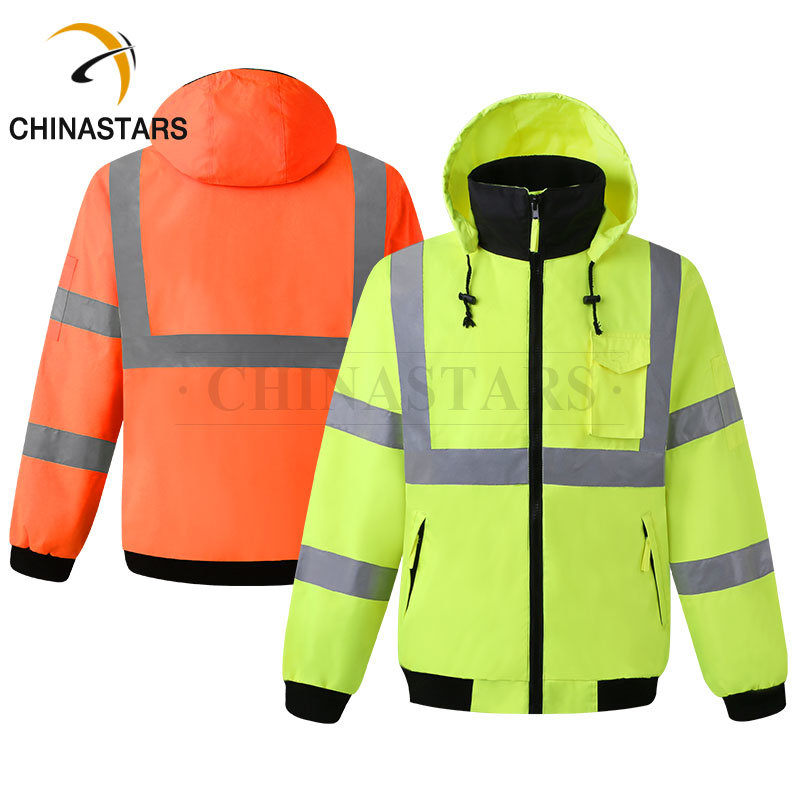 720a1250e2a45 China High Visibility Mens Class 3 Safety Clothing Reflective Jacket with  Reflective Tape - China Safety Wear, Hi Vis Jacket