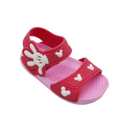 f6c2e1f0ed7db ... Sandals Colorful Kid Sandals Cute Design EVA Girls Shoes get new caf0c  3bb41  summer ...