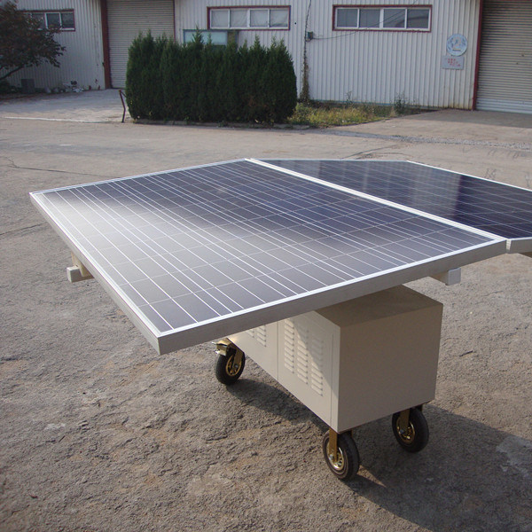 Anhua Solar Energy Product Mobile Charger Station for Home Use pictures & photos