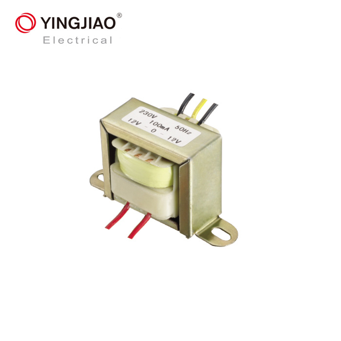 Yingjiao Cheap Price 12V 200mA Transformer pictures & photos