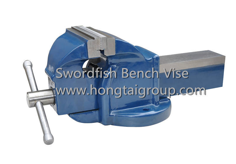 Swordfish Vice Heavy Duty Fixed Without Anvil Bench Vise