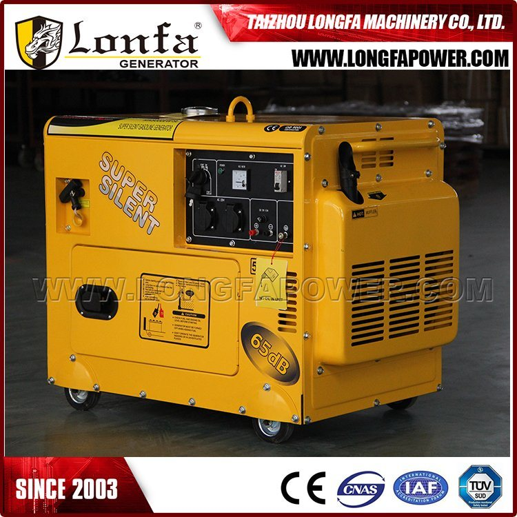 8500W Soundproof for Honda/YAMAHA Engine Petrol Generator pictures & photos